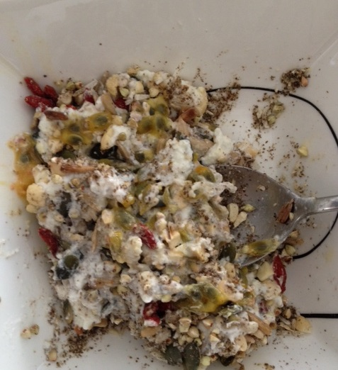 Paleo muesli for weightloss wakerley