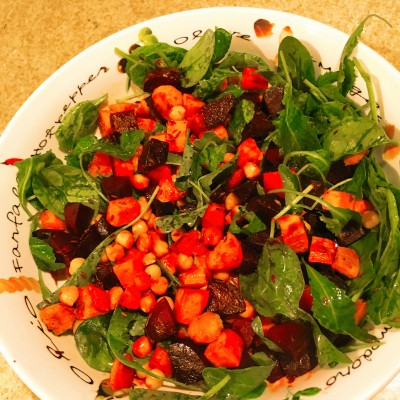 Healthy salad, nutritionist Wakerley, nutritionist Redlands, nutritionist Bayside,